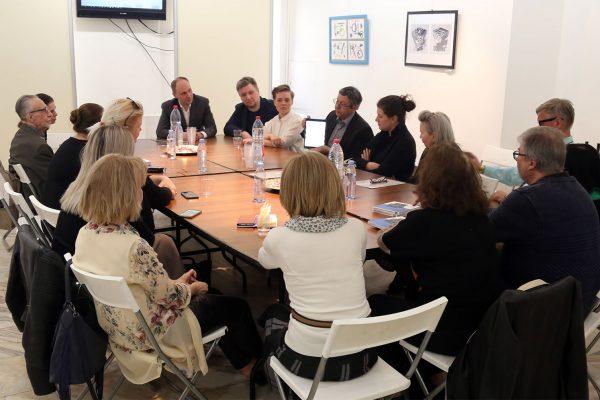 Круглый стол «Женщины в дизайне» в рамках Международного дня дизайна