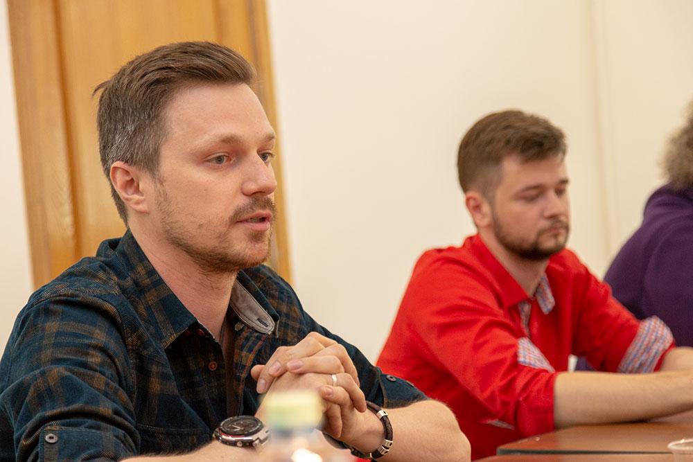 Максим Кузин